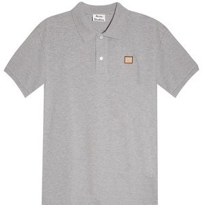 Acne Studios Kolbe Face Polo